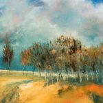 Contemporary Landscape by Annie Musgrove