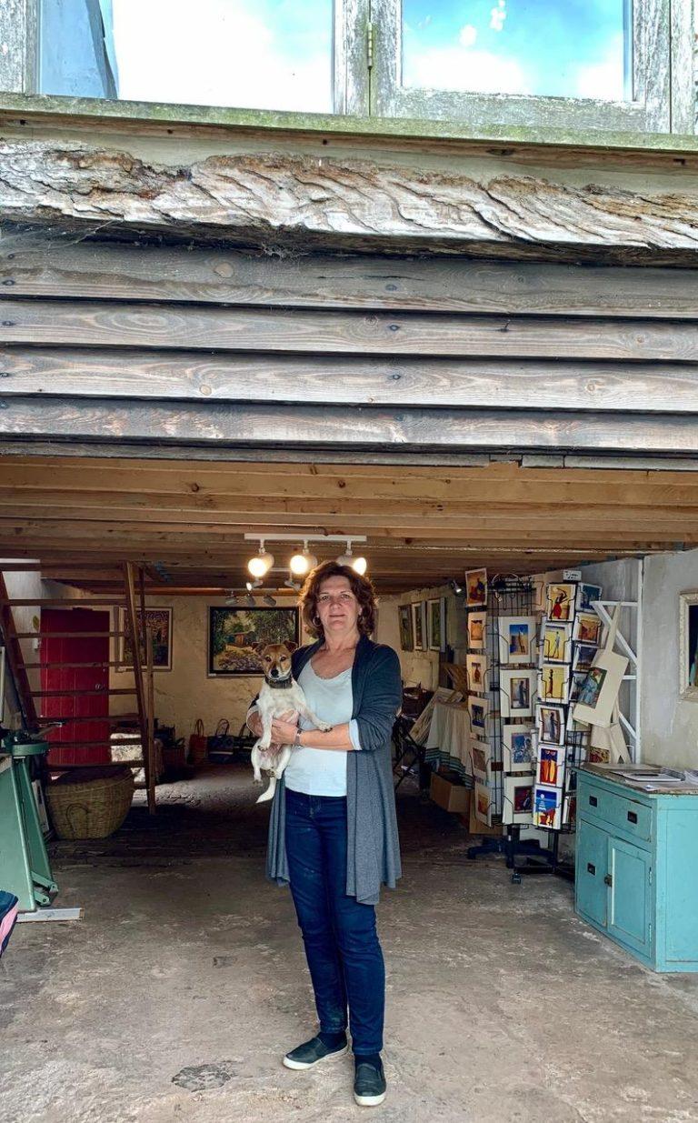 Tilly Willis Artist Studio