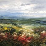 Colourful moor by Tess Armitage