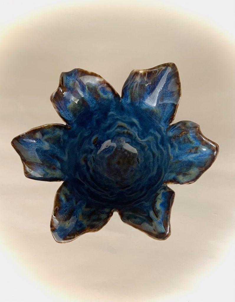 Inside Flower Pot by Sarah Entwistle
