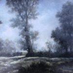 Morning Mist, Richard Willis, oil