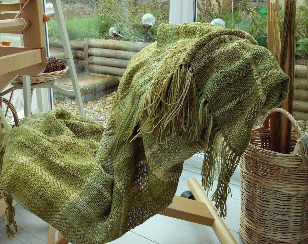 Privet shawl