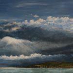 Stormy Exe Estuary