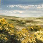 Through the gorse, by Tess Armitage