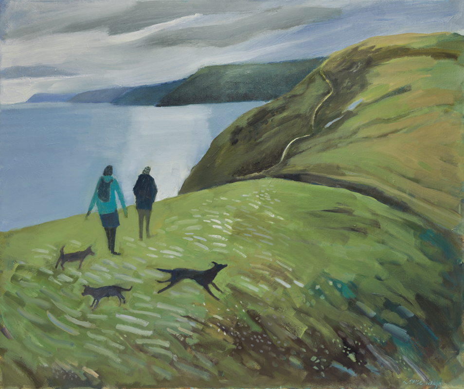 Walking in the light by Louise Waugh
