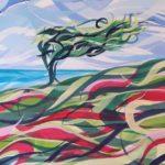 Windswept tree, Quantocks