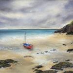 Cornish Idyll by Alexandra Lavizzari