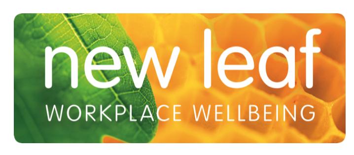Festival Sponsor – New Leaf Workplace Wellbeing
